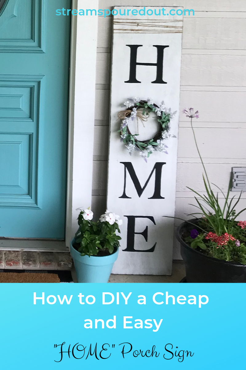 How to DIY a Cheap and Easy