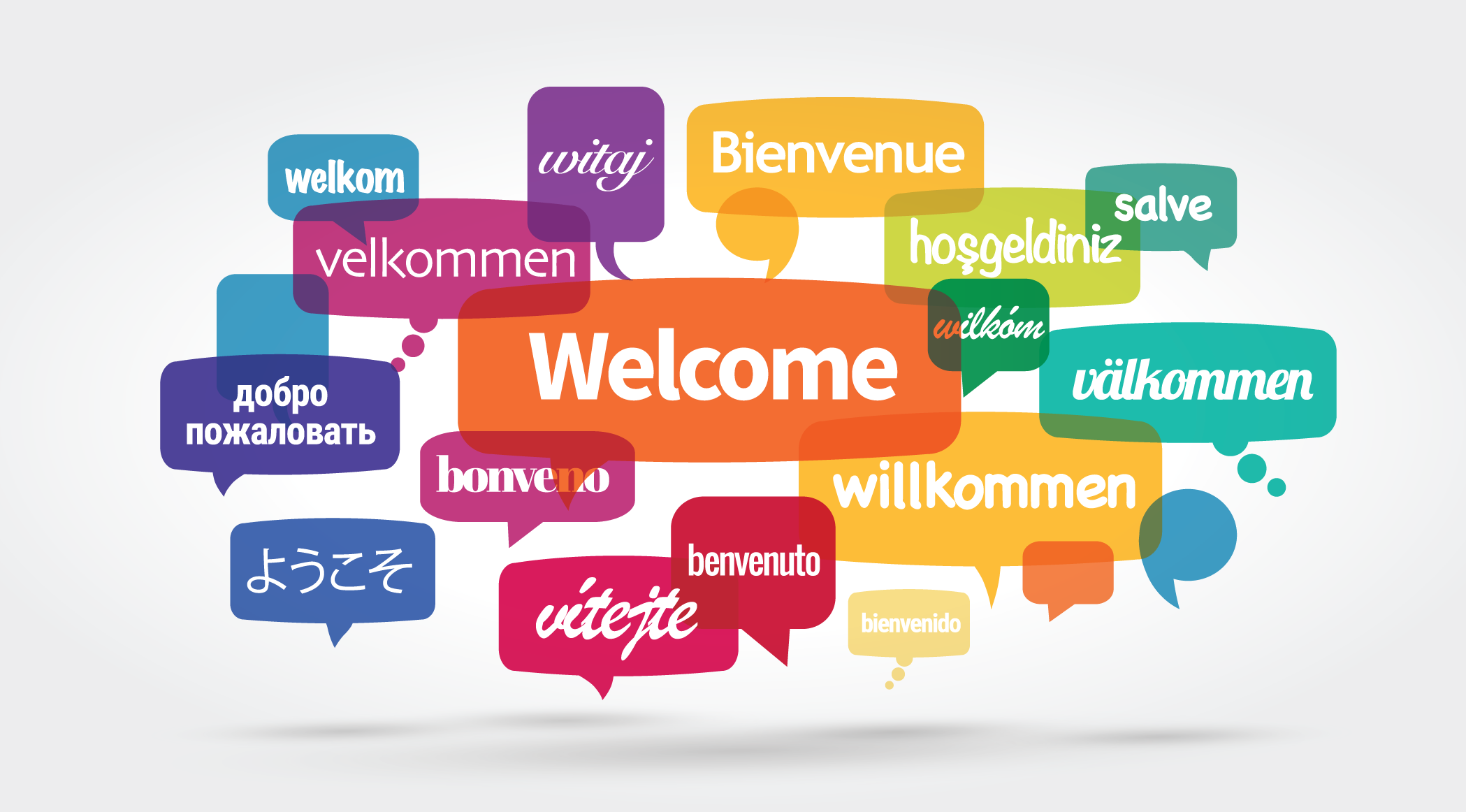 Welcome In Every Language