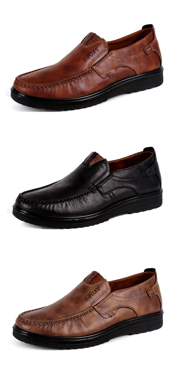 Man Comfy Hollow Out In Microfibra Leather Slip On Oxfords Soft Man Shoes