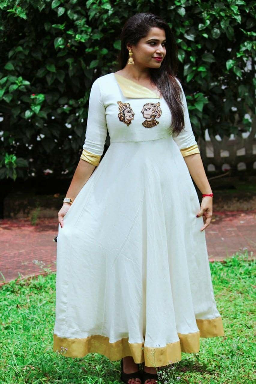0ba6c0c584 Anarkali Dress, Anarkali Suits, Frocks And Gowns, Long Kurtas, Salwar  Pattern,