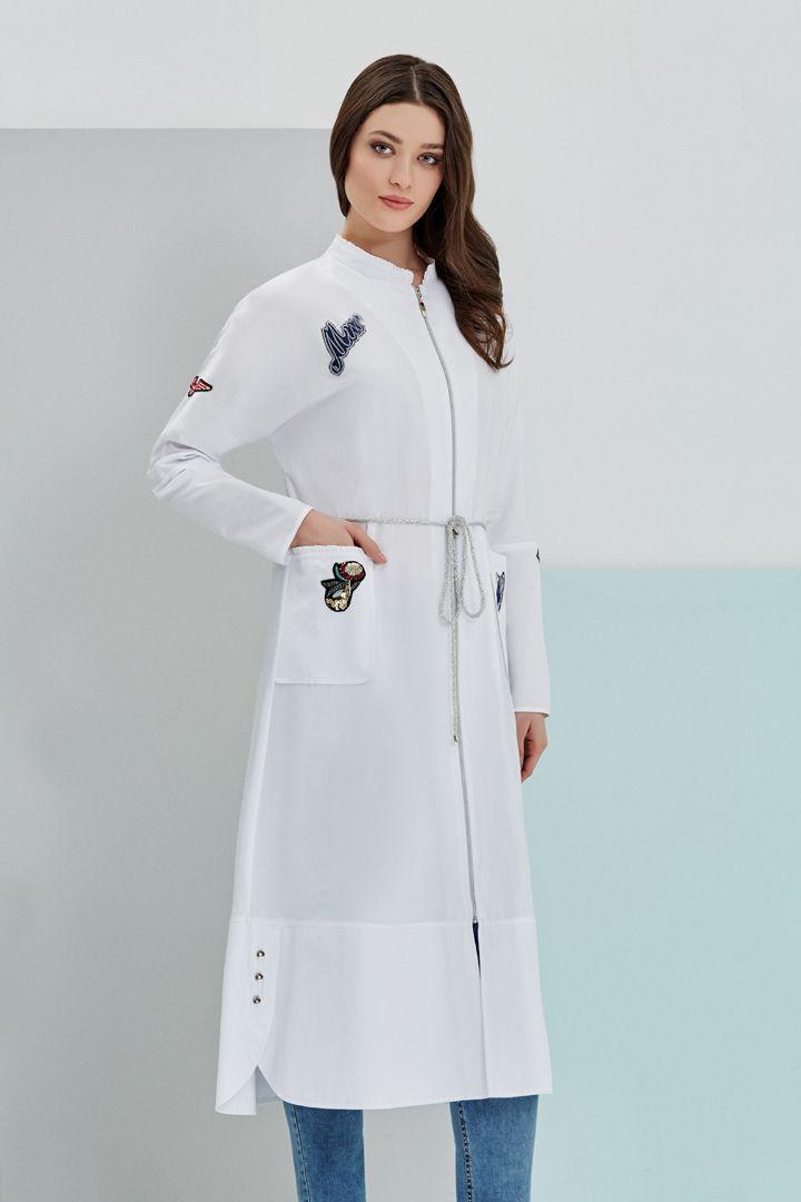 Olcay Bayan Giyim Kaban Manto Pardesu Trenckot Tekstil