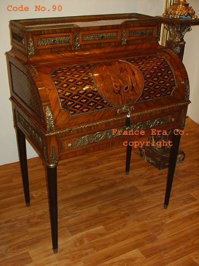 French Secretary Desk Antique - French Secretary Desk Antique Antique Furniture