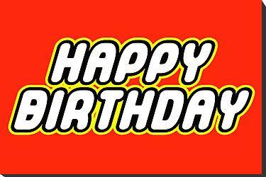 Happy+Birthday+LEGO+Font   Birthday banner free printable ...
