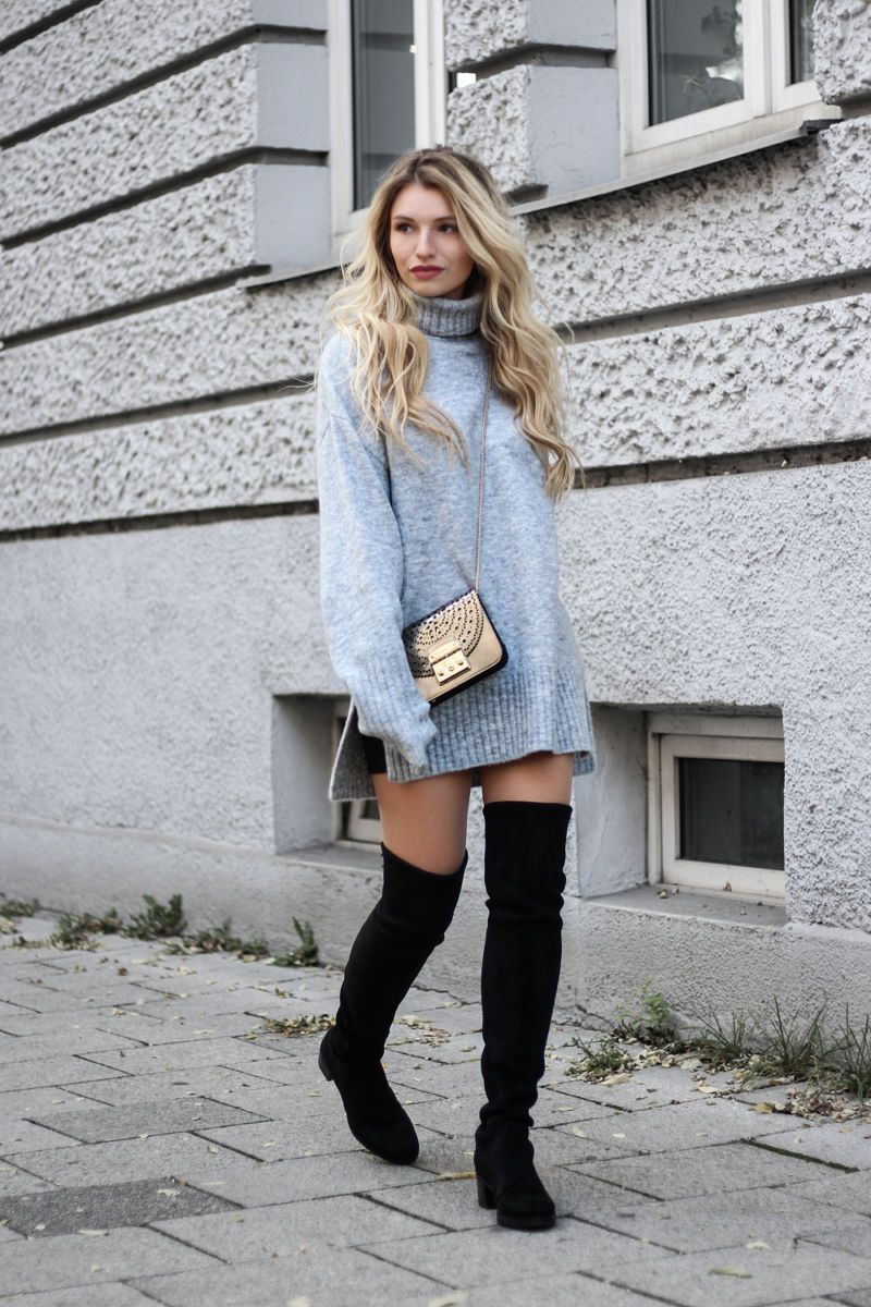 franziska-elea-blogger-aus-muenchen-about-you-overknee-stiefel-herbst-2016- oversize-pullover-overknees-kombinieren-furla-metallic-umhaengetasche c7baa2c6bc