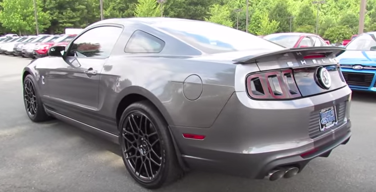 Modern Muscle Cars Mustang Shelby Review Mustangs