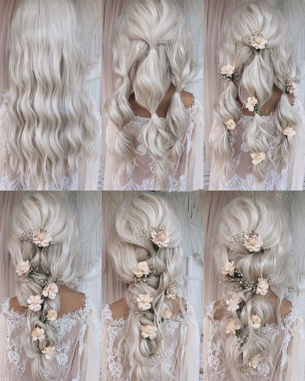 Photo of 30+ Prom Wedding Hairstyle Tutorial for Long Hair | Roses & Rings – Part 3