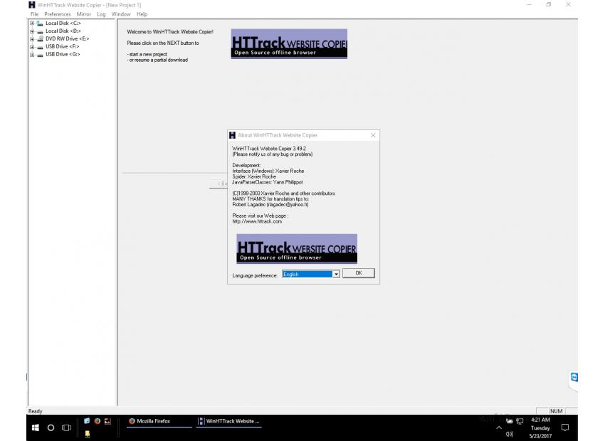HTTrack, Free Download - softDown eu | WINDOWS | Windows, Free, Software