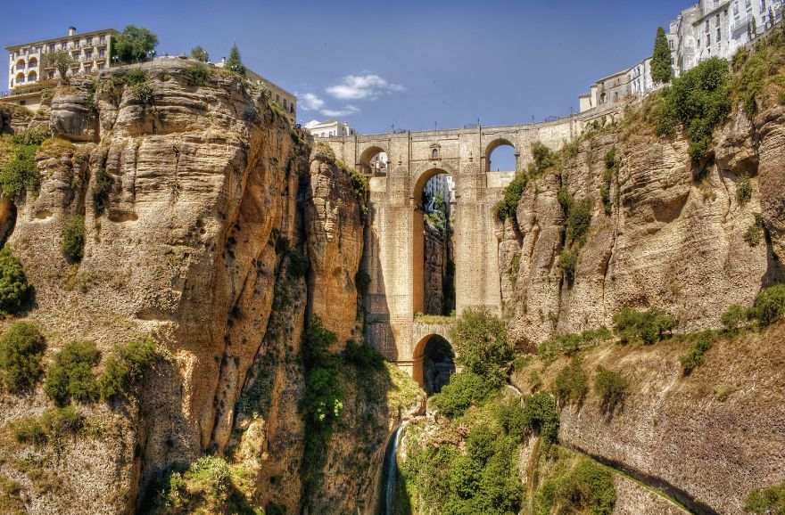 90 Of The Most Stunning Cliff Side Towns And Villages Spain Beautiful Places And Temple Ruins
