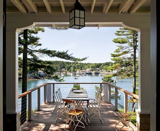 it is possible to avail the feel of living in a lake house irrespective of your - Lake Home Design Ideas