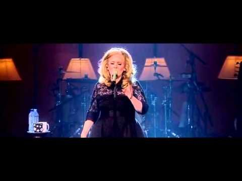 Adele Someone Like You Live At Royal Albert Hall Lyrics