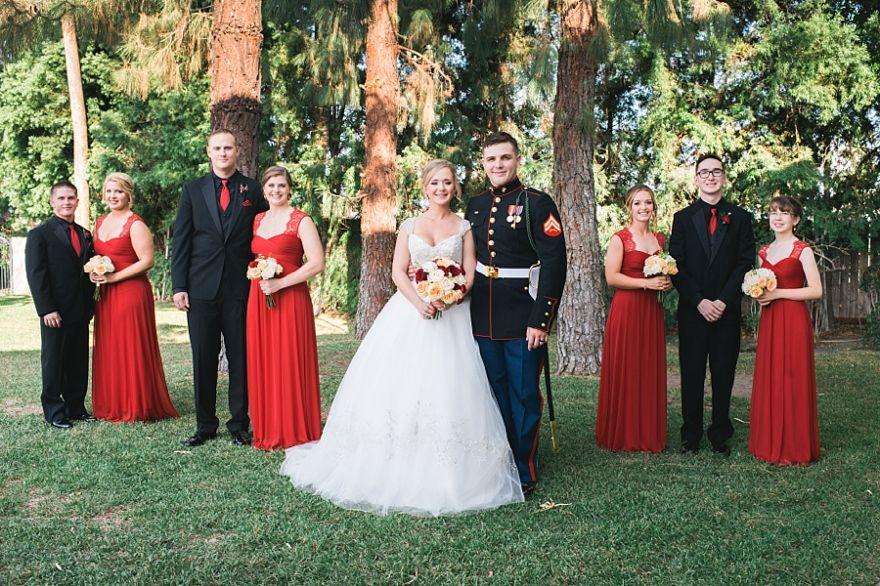 Griffith House Wedding