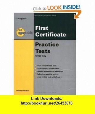 Exam essentials first certificate practice tests 9783190029624 exam essentials first certificate practice tests 9783190029624 charles osborne isbn 10 yadclub Gallery
