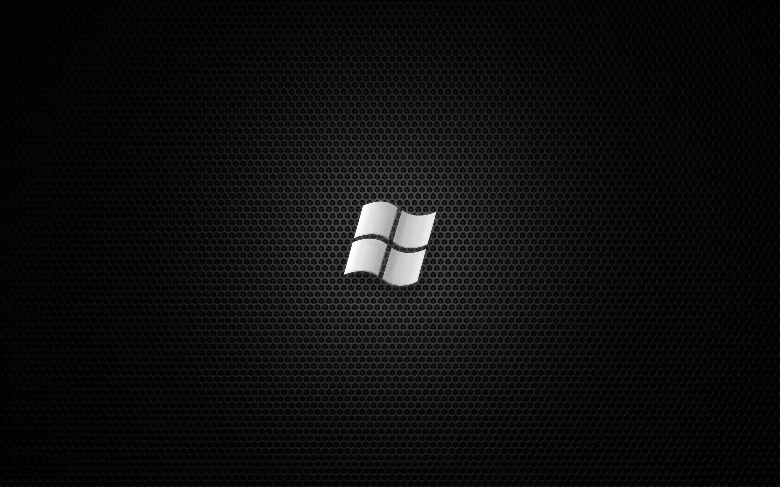 Awesome Download Windows Black Gray Icon Wallpaper Hd Black Desktop Pc Desktop Wallpaper Wallpaper Pc