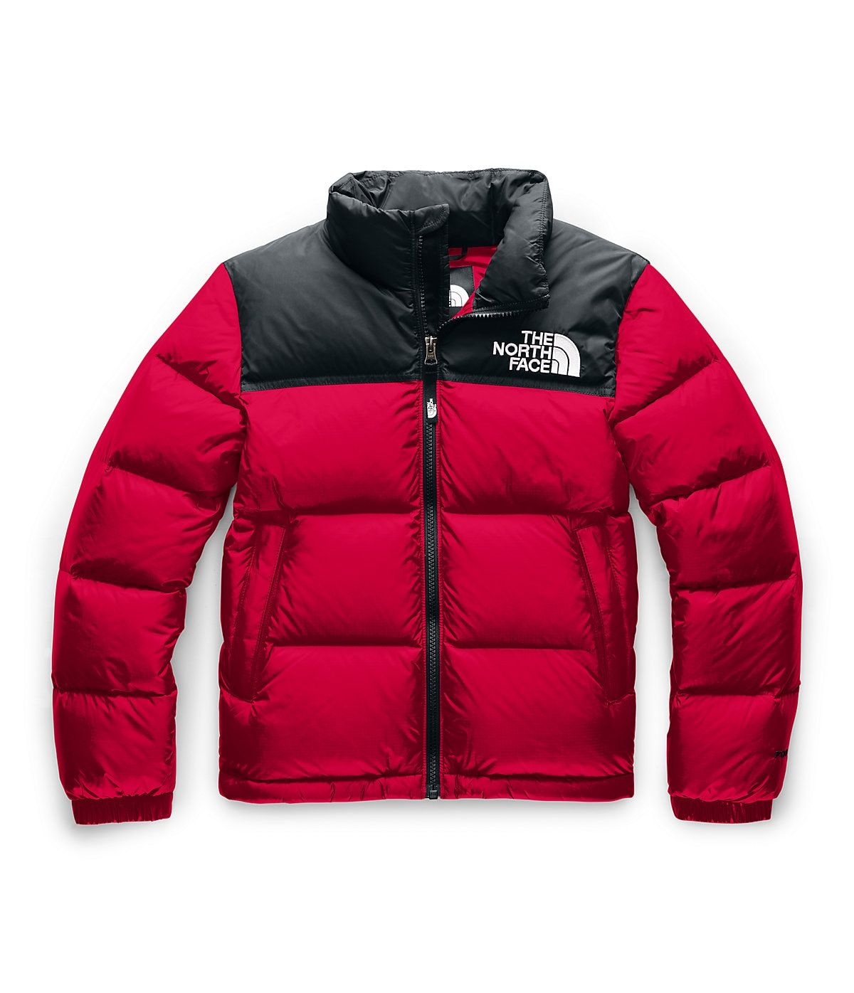 Youth 1996 Retro Nuptse Jacket The North Face In 2021 Red North Face Jacket North Face Puffer Jacket Down Jacket [ 1396 x 1200 Pixel ]