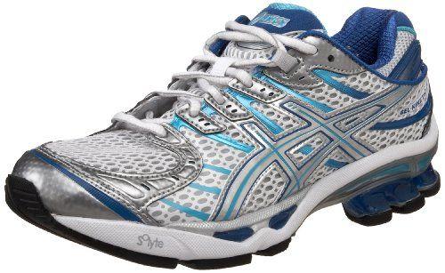 Brilliant Asics Women's White Training Shoes Gel Sneakers