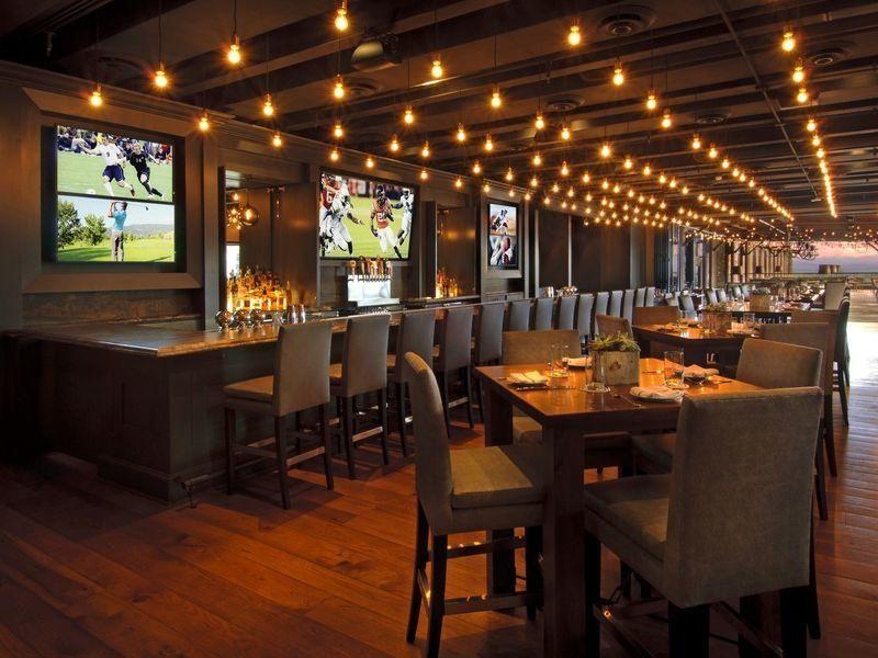 Image result for restaurant edison lighting grove park