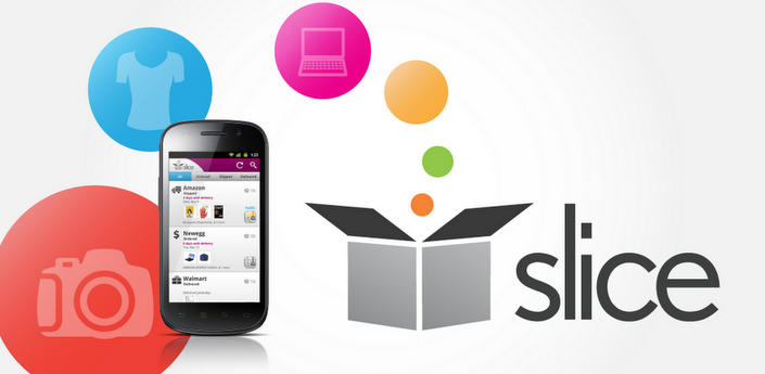 Slice All your purchases in one place Android apps