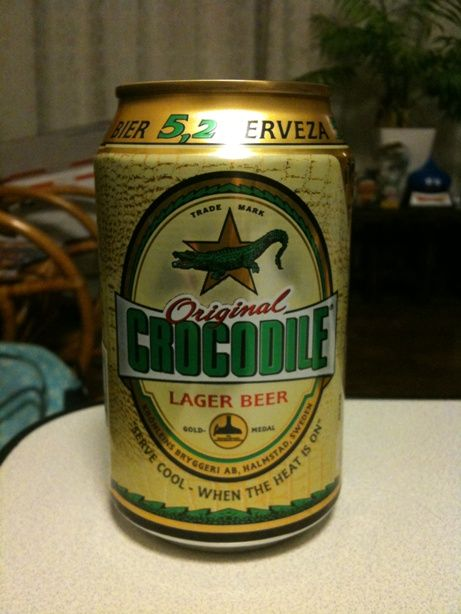 Crocodile Lager
