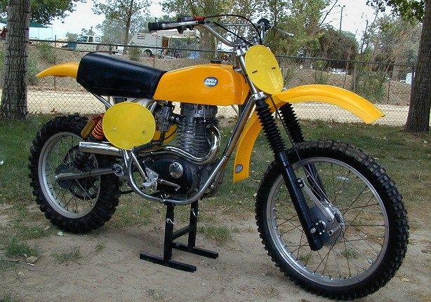CCM 500 MX 1977