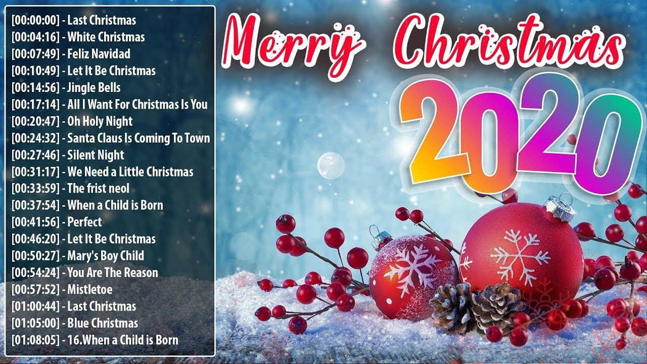 Best Christmas Old Music Of 2020 Christmas Music 2020 ❅ Top Christmas Songs Playlist 2020 ❅ Best