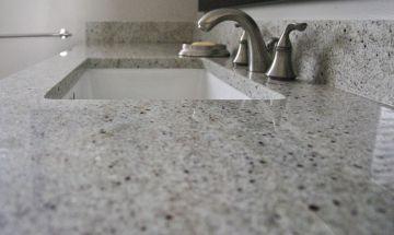 Best Kashmir White Granite Countertops Color For Bathroom 400 x 300