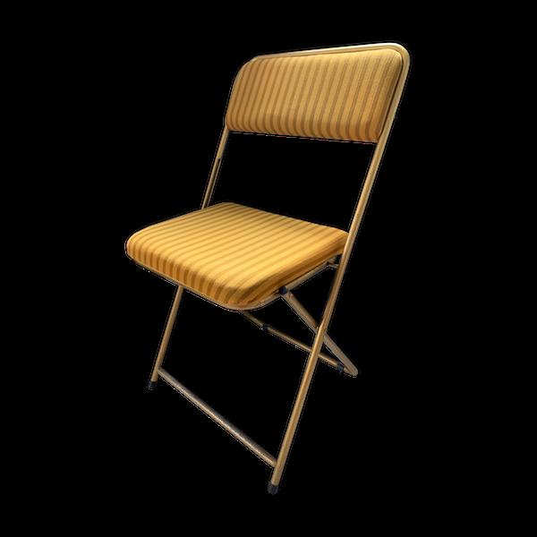 Chaise Vintage Pliante Lafuma En 2020 Chaise Vintage Chaise Vintage