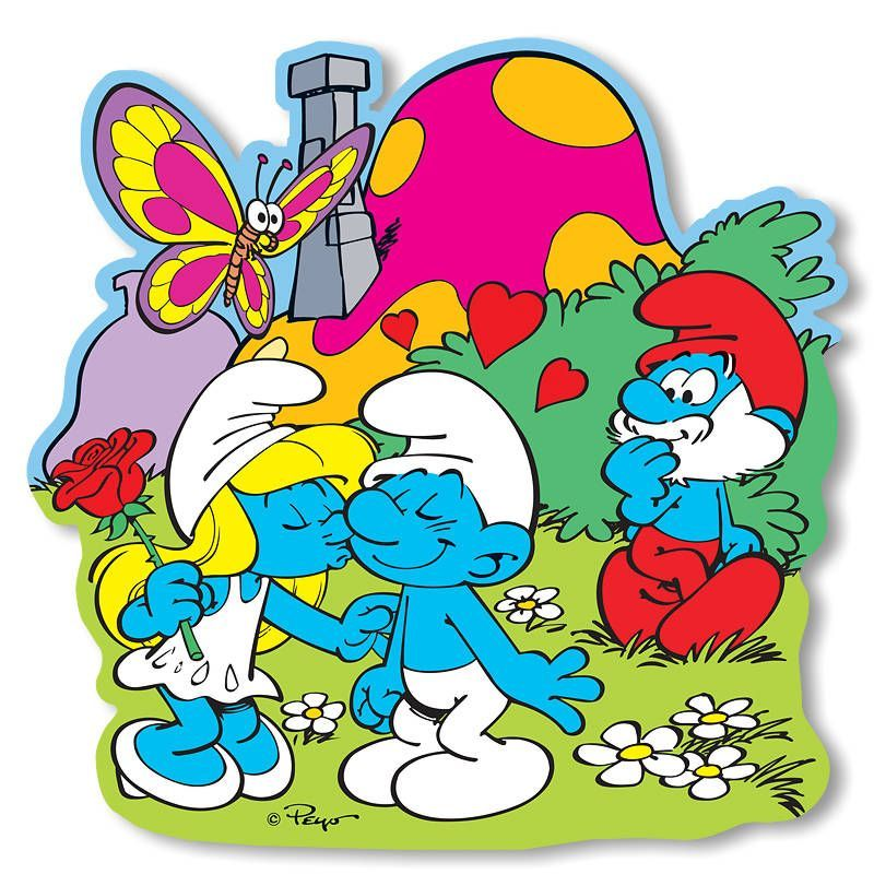 Pin by Mary Paschal on Smurfette Old school cartoons