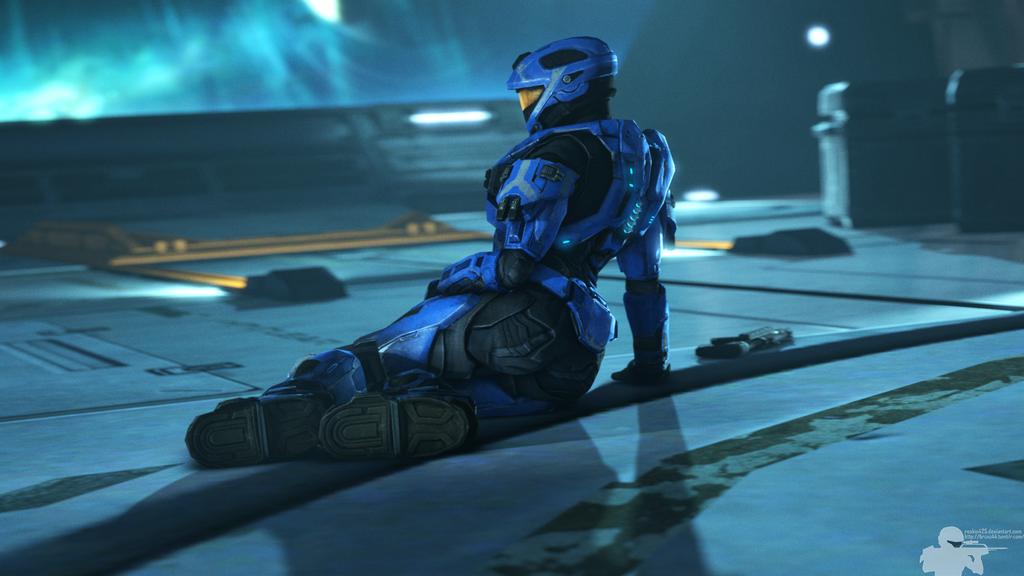 Halo reach female spartan ass
