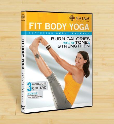 Yoga Program Or Studio Fitness Body Yoga Dvd Workout Dvds