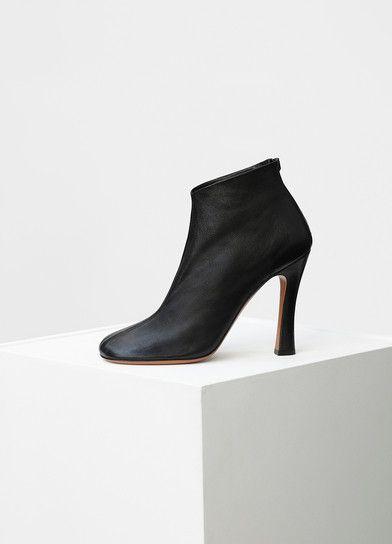 Glove Bootie Stretch Bootie 90 in Nappa Lambskin - Céline   shoes ... 1154cbc77767