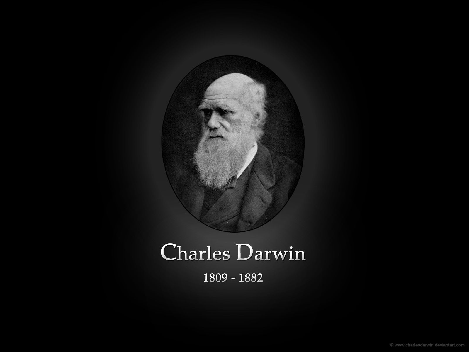 Founder Of Evolution Theory