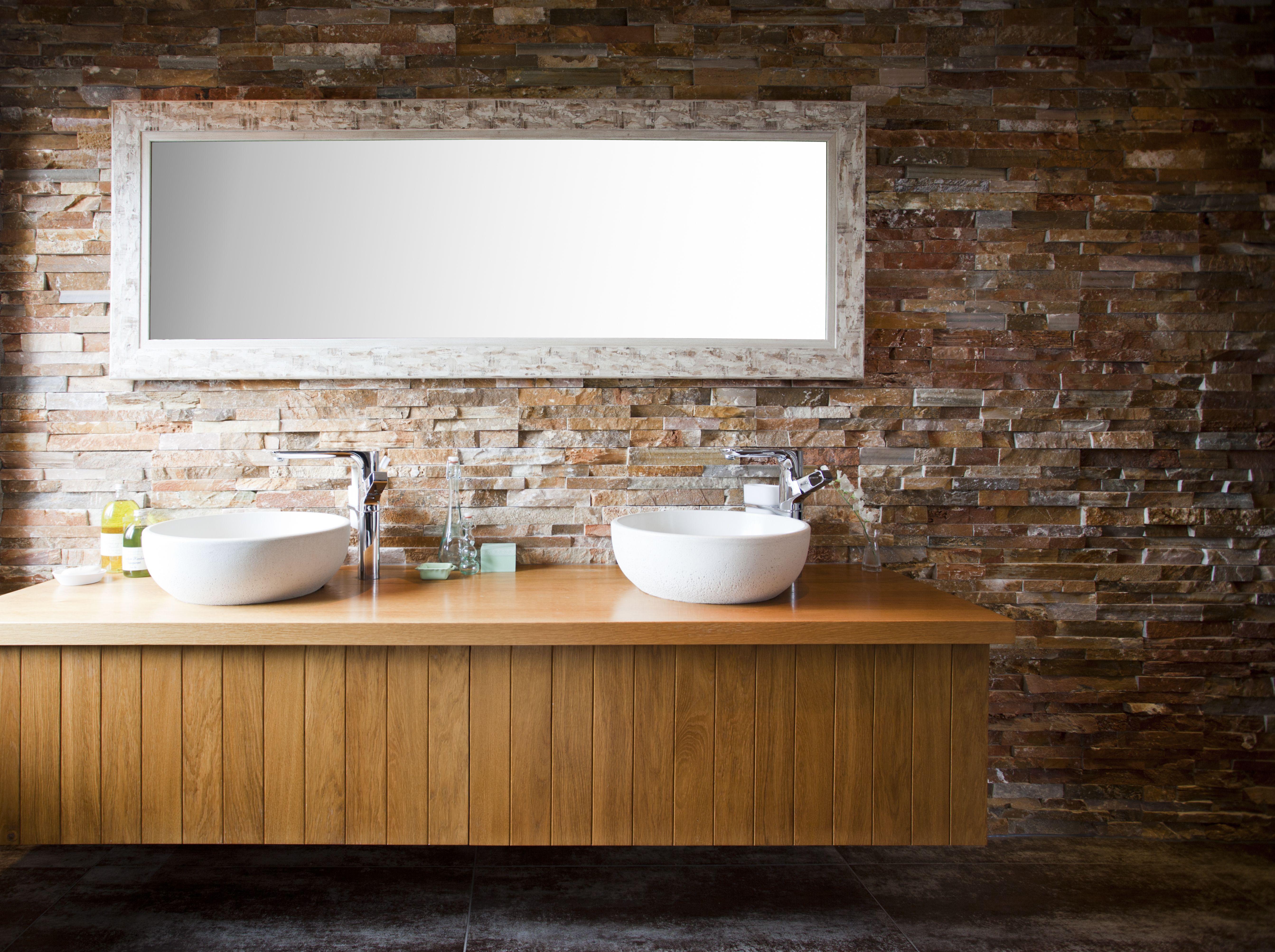 Nieuwe Badkamer Poetsen : Trend in de nieuwe badkamer de waskom meestal wordt gekozen voor