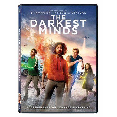 The Darkest Minds Dvd In 2019 Christmas Movies Watches Dark