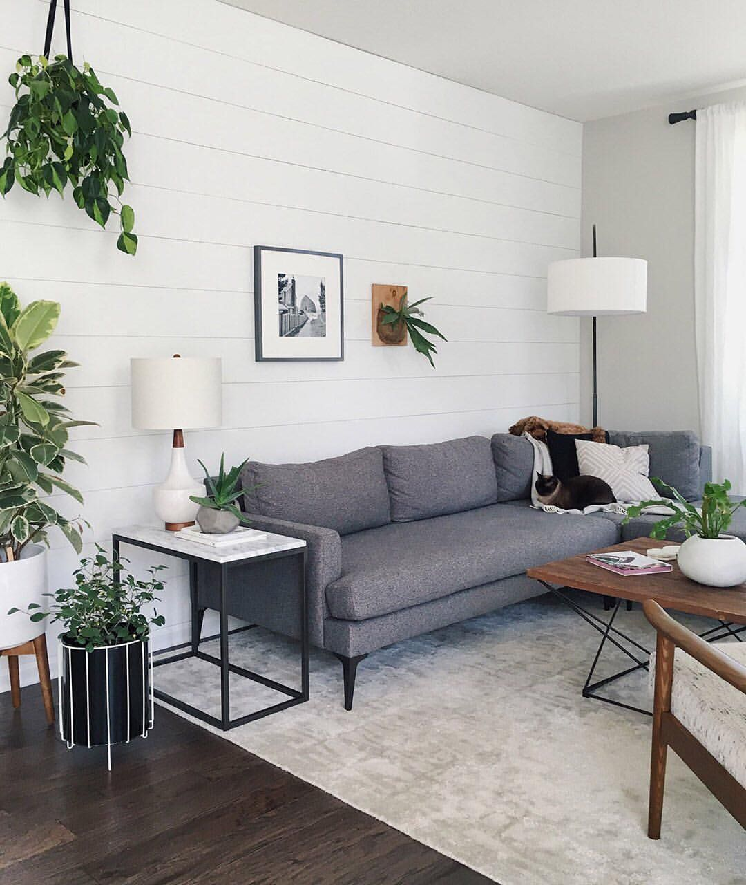 West Elm   A Functional, Timeless Home In Portland. Find This Pin And More  On Interior Decor: Living Room ...