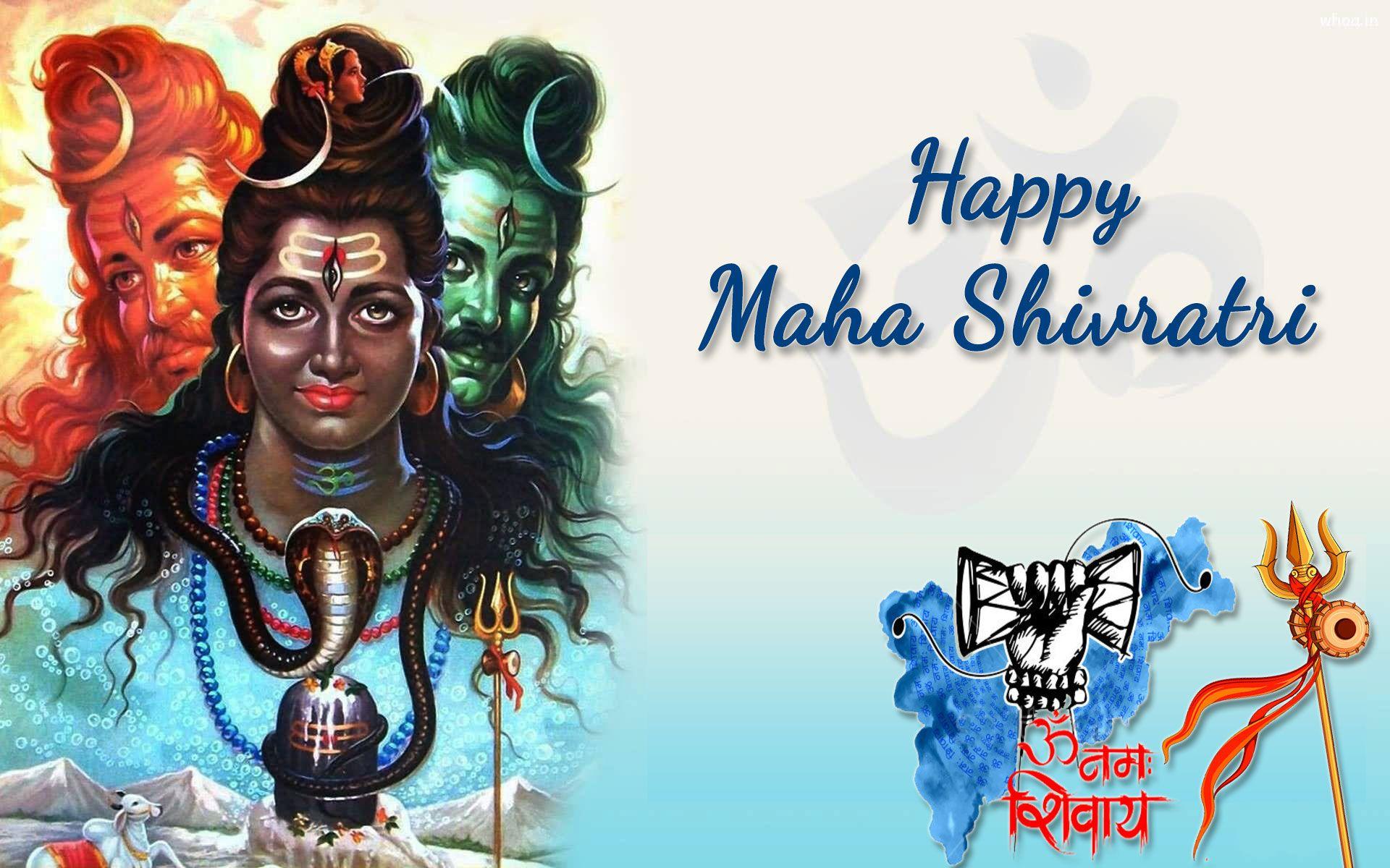 Happy Mahashivratri In