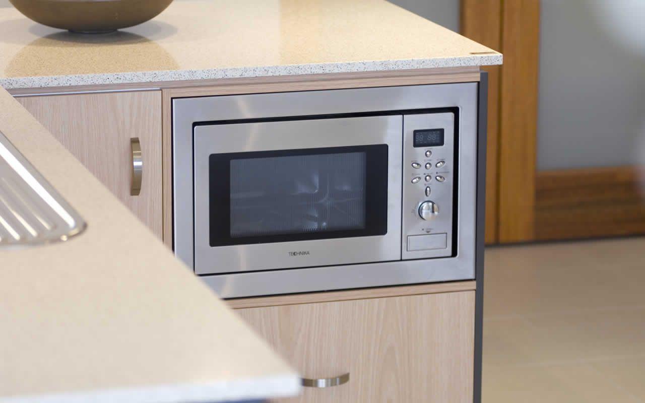 Under Bench Microwave Kitchen Design Kitchen Kitchenware