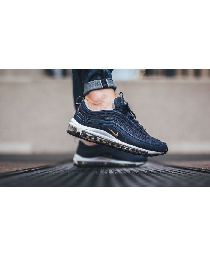 Nike Air Max 97 Midnight Navy Trainers  de7aee4c0