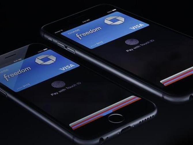 Apple Pay mobile payments service to launch on Monday Tech and - spreadsheet apple