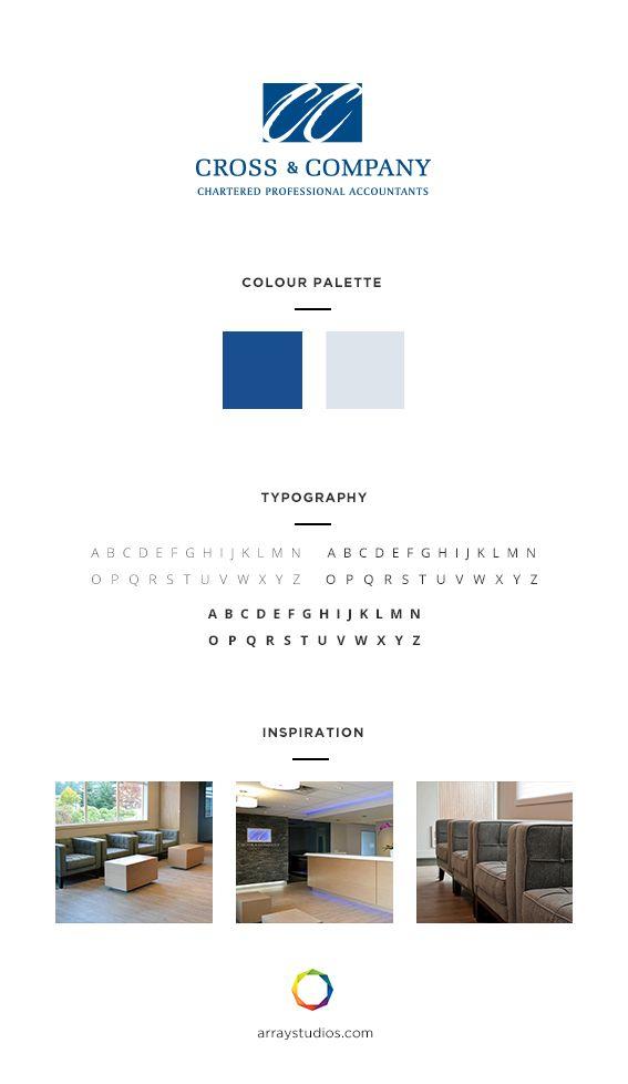 Branding Cross Co Array Web Creative Nanaimo Bc Branding Design Creative Marketing Agency Inspira Website Design Custom Website Design Branding