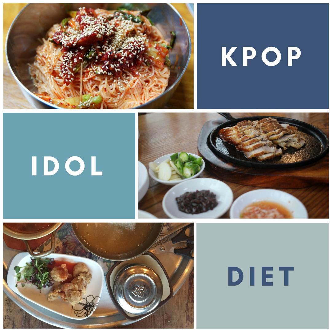 Pin En Kpop Diet