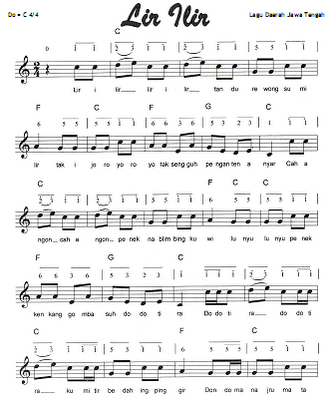 Lir Ilir Chord : chord, Arifwahyudi50, Another, WordPress.com, Lagu,, Musik,