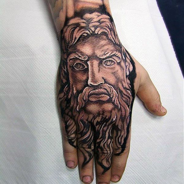 Tattoo Designs For Men Hand: Hand Tattoos For Men - Google Search