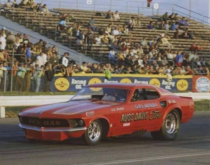 Gas Rhonda in the  Russ Davis Ford  u002769 ... & Gas Rhonda in the