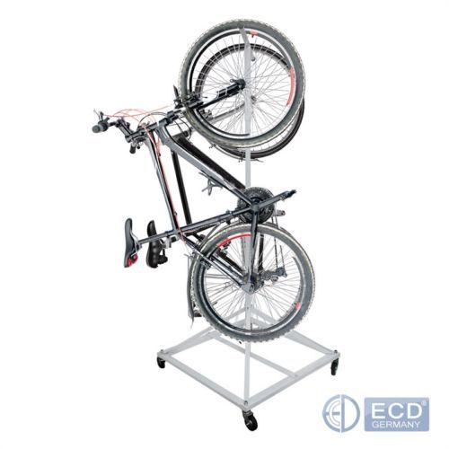 Bicycle Rack Bike Stand Up To 6 Bikes Carrier Cycle Pannier Bike