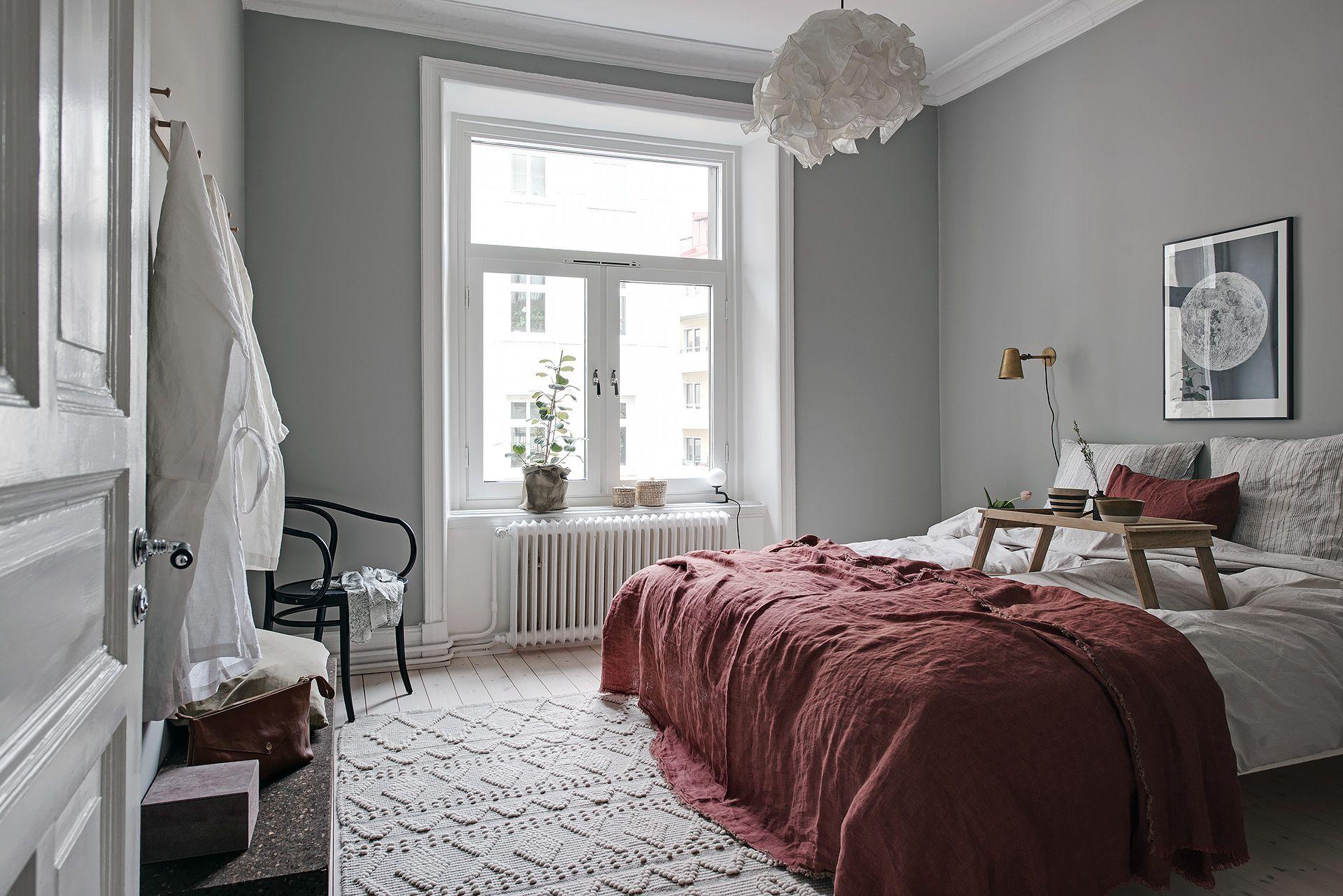 Colori Pastello Per Camera Da Letto : Mattoni a vista e colori pastello home decor camera da