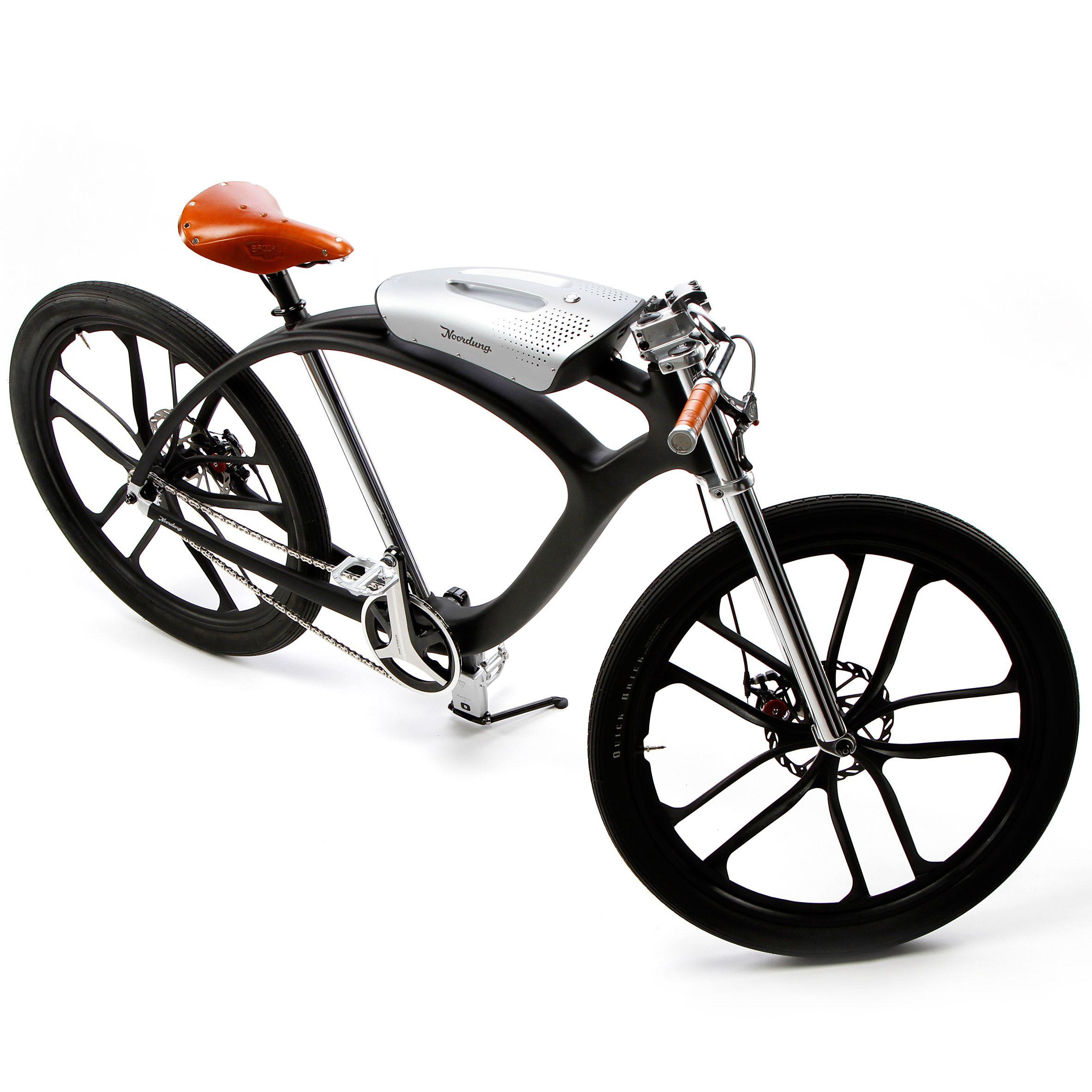 electric bike manufacturer noordung has designed a bicycle. Black Bedroom Furniture Sets. Home Design Ideas