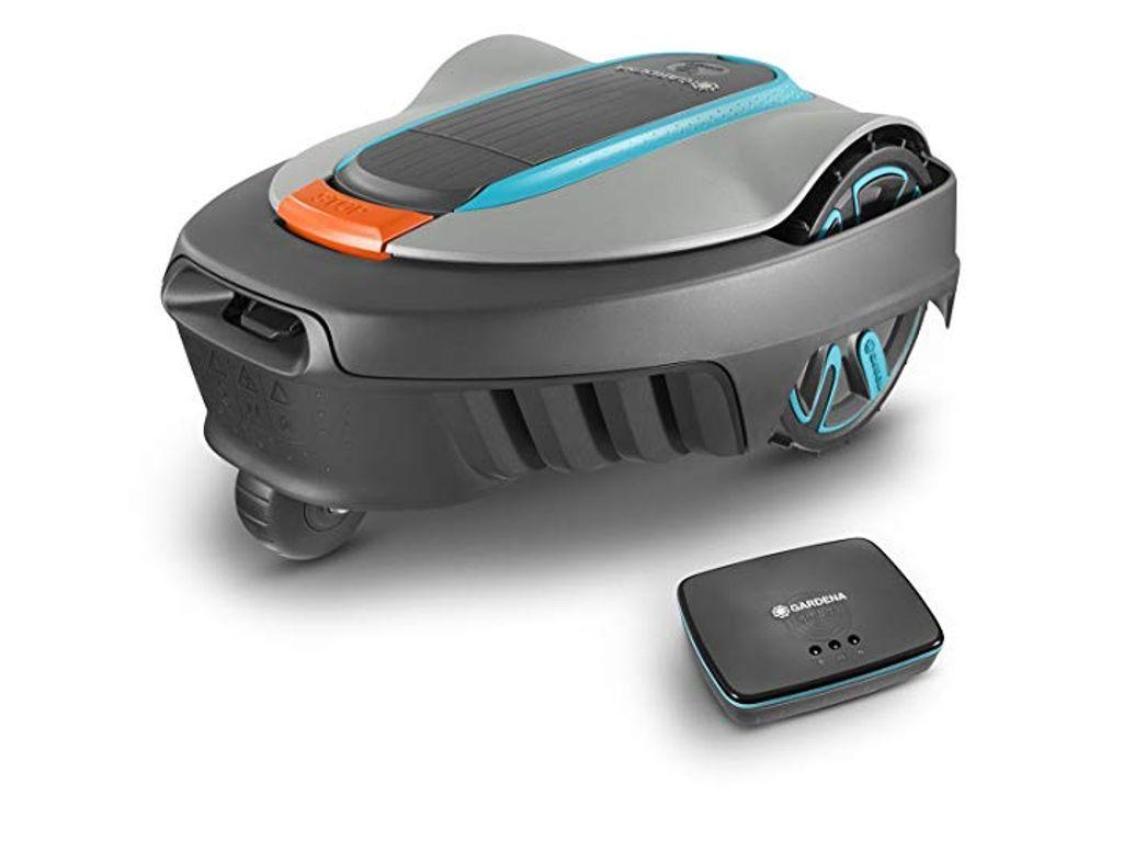 Gardena Smart Sileno City Robotic Lawnmower Gardena Lawn Mower Robot