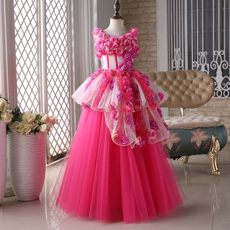 a52fe91fe3c3 Dresses for Girls Age 11 Party Dresses for Children 12 Year Old Girl ...