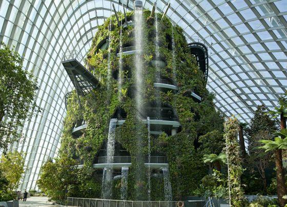 Field of dreams die stadtlandschaft wird gr ner garden stuff pinterest architektur - Grune architektur ...