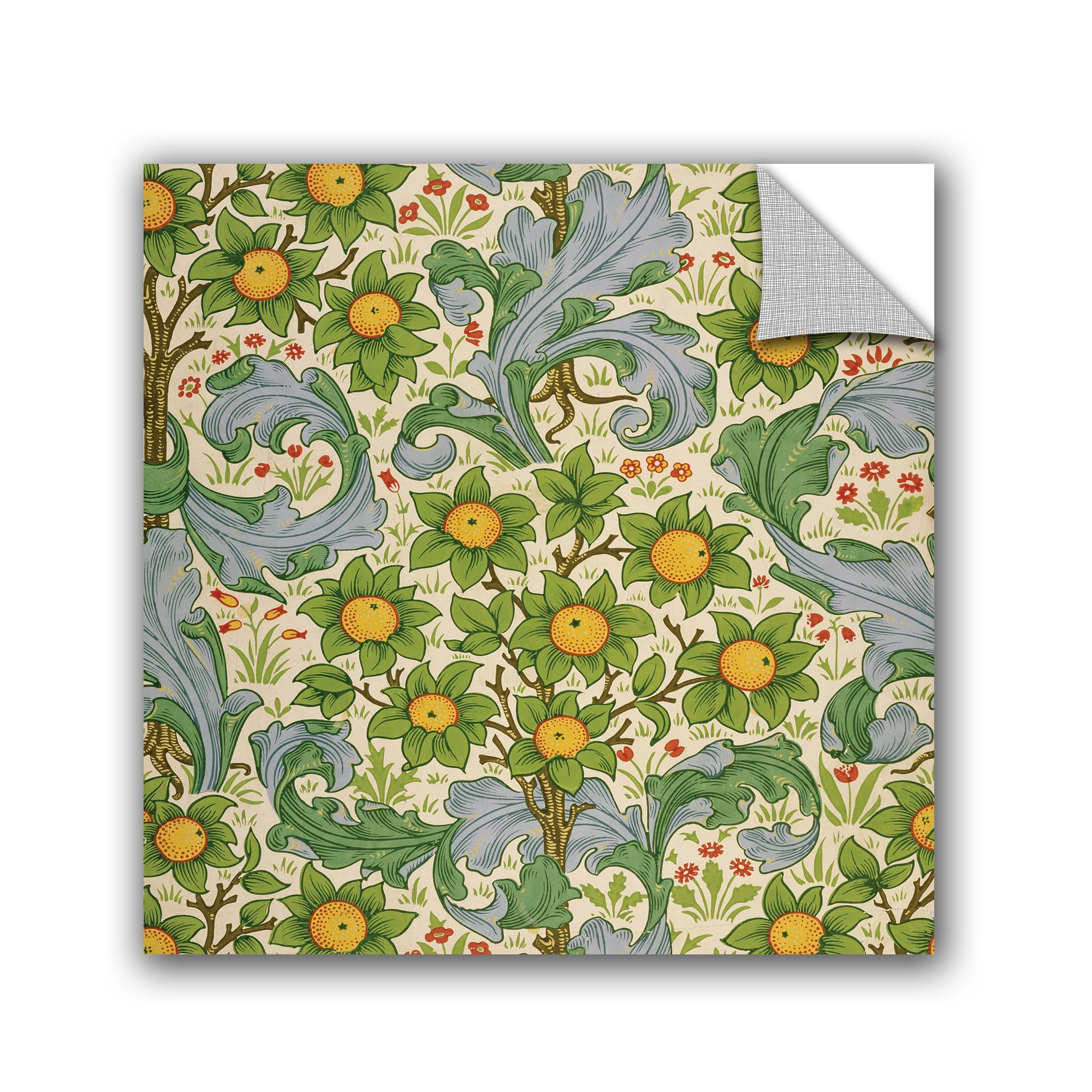 William Morris Wall Decal | William morris and Products